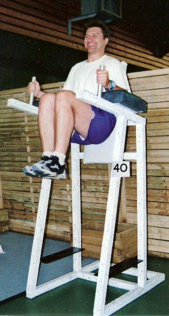 Übung zur Vorbeugung von Rückenschmerzen