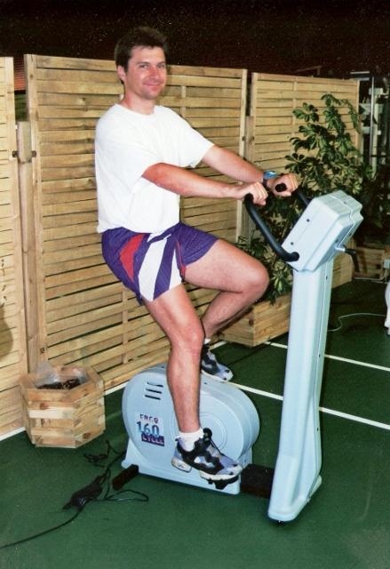 Bewegungstherapie unverzichtbarer Bestandteil erfolgreicher Diäten © Hartmut Knorr